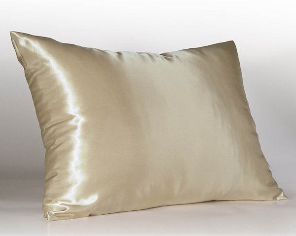 Shop Satin Luxury Standard Satin Pillowcase