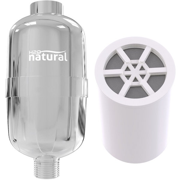 Shower Filter by H2O Natural