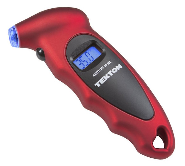TEKTON 5941 Digital Tire Gauge