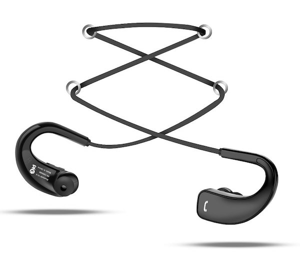 Tair Wireless Headphone with Microphone Hands-Free Sports Earphones