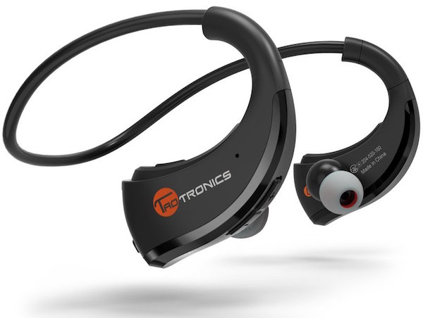 TaoTronics Bluetooth 4.1 Wireless Headphones Stereo Sports Earbuds