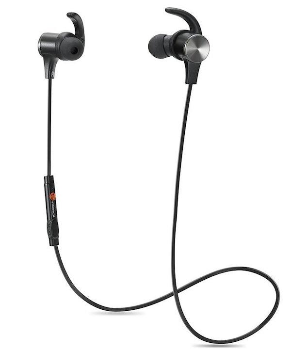 TaoTronics Wireless 4.1 Magnetic Earbuds Stereo Earphones