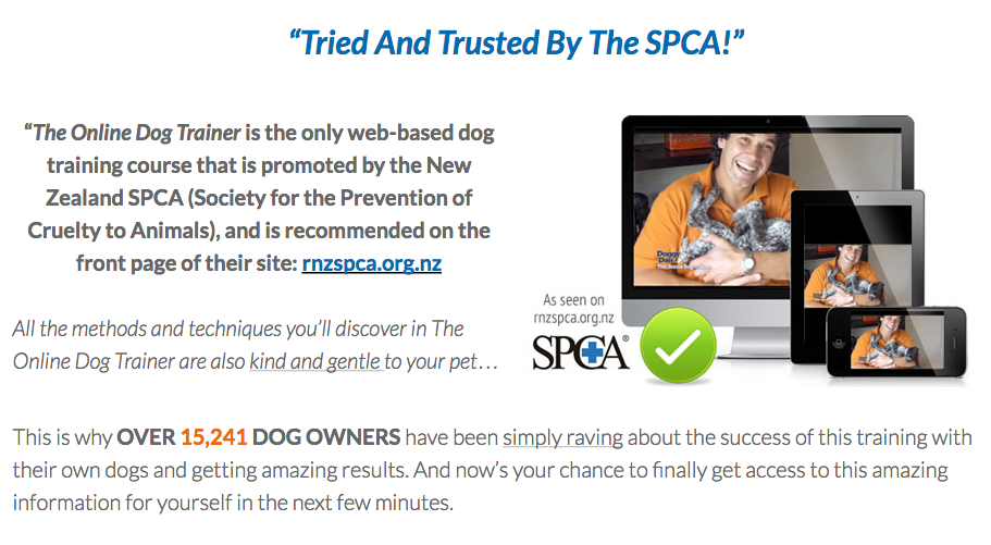 The Online Dog Trainer Review