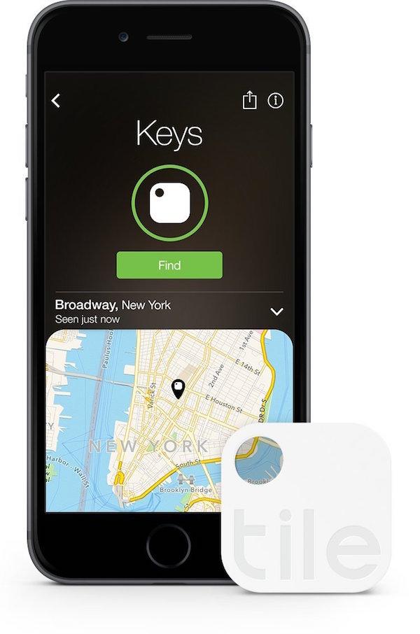 Tile (Gen 2) - Phone Finder. Key Finder