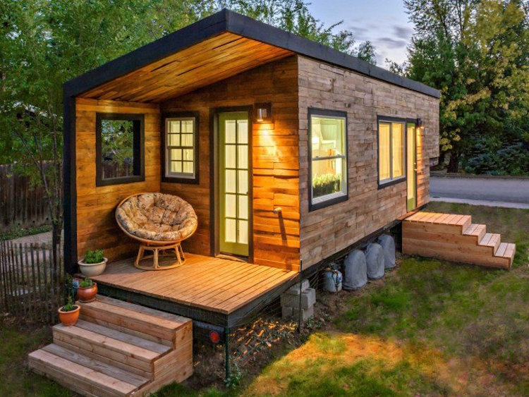 Tiny Home in Idaho