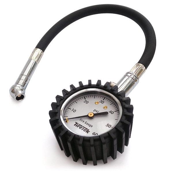 TireTek Flexi-Pro Tire Pressure Gauge