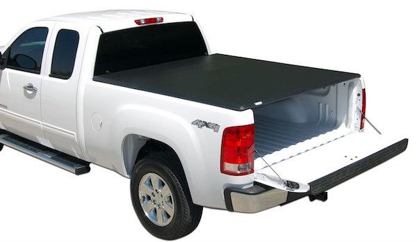 Tonno Pro 42-108 Tonno Fold Black Tri-fold Truck Tonneau Cover