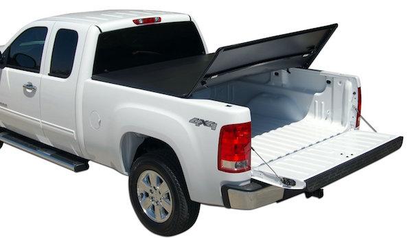 Tonno Pro 42-305 Tonno Fold Black Tri-fold Truck Tonneau Cover