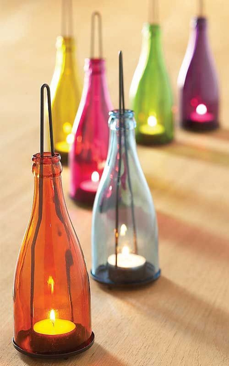 Votives in color
