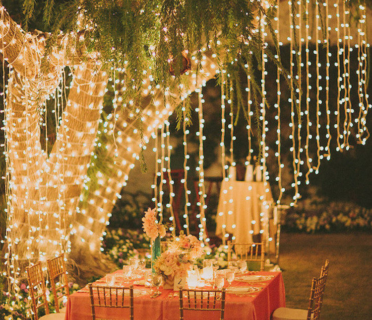 charming hanging lights