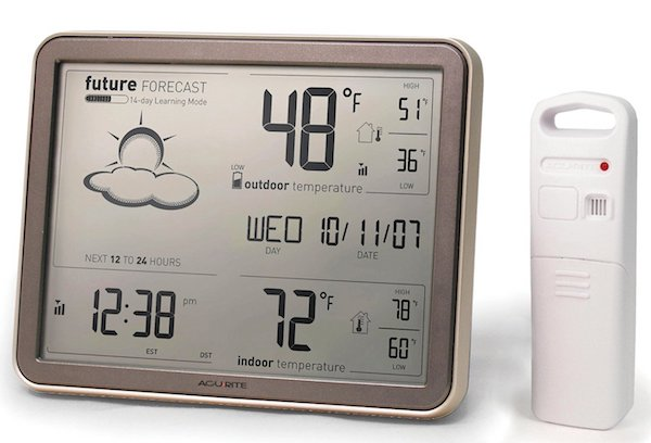 AcuRite 75077 Weather Forecaster