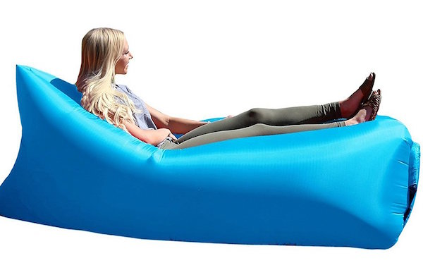 Akface™ Inflatable Lounger Couch Chair