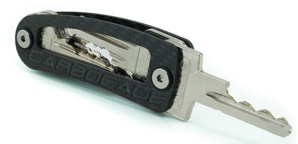 Carbocage Keycage