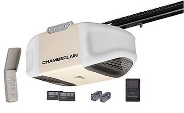 Chamberlain PD612EV 1/2 HP MyQ Enabled Chain Drive Garage Door Opener