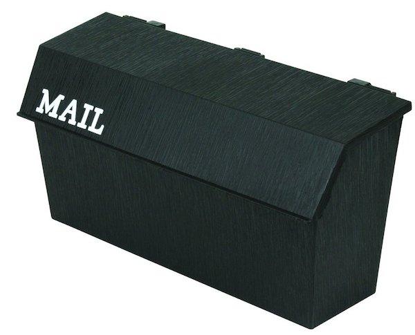 Flambeau T-H6001BL Classic Wall Mount Mailbox