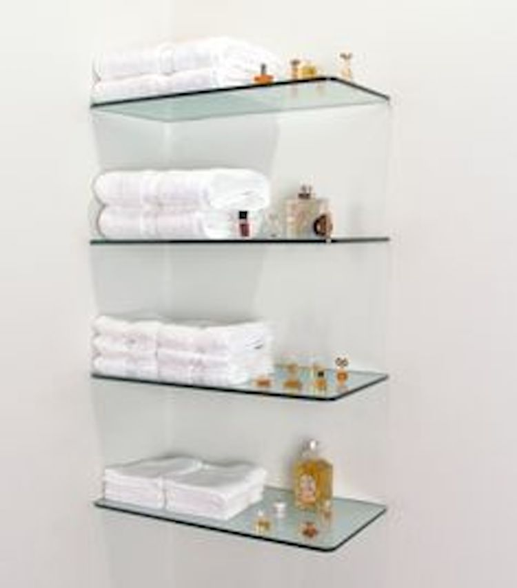Delicieux Glass Shelves
