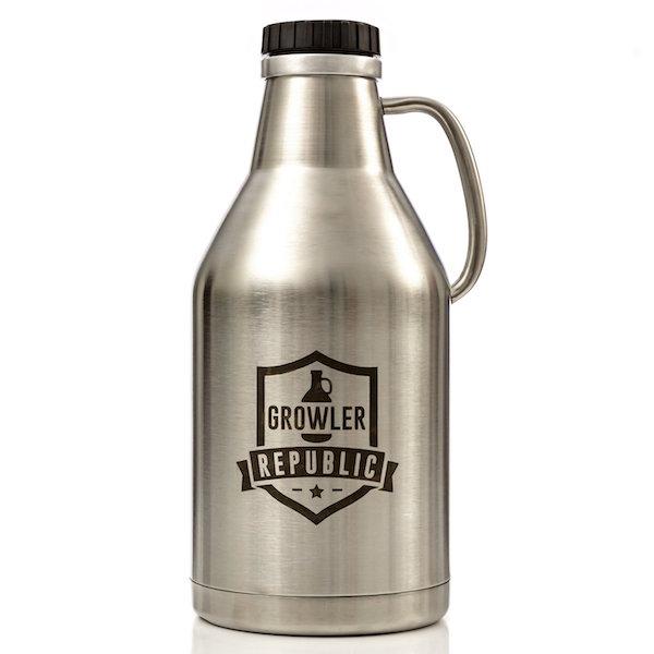 Growler Republic The Jug Stainless Steel Beer Growler