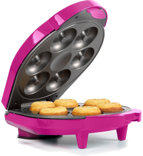 Holstein Housewares HF-09004M Fun Mini Doughnut Maker