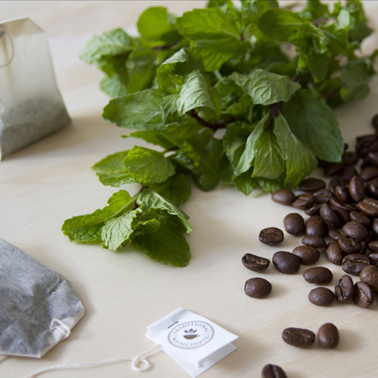 Java Mint Scrub