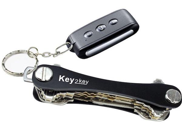 Key2Key Compact Key Holder