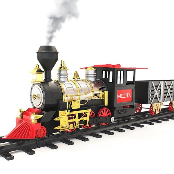 MOTA Classic Holiday Train Set
