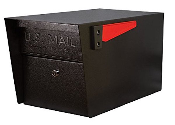 Mail Boss 7506 Mail Manager Locking Security Mailbox