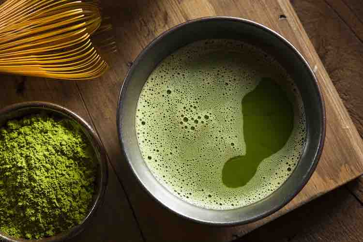 Matcha Green Tea Uses