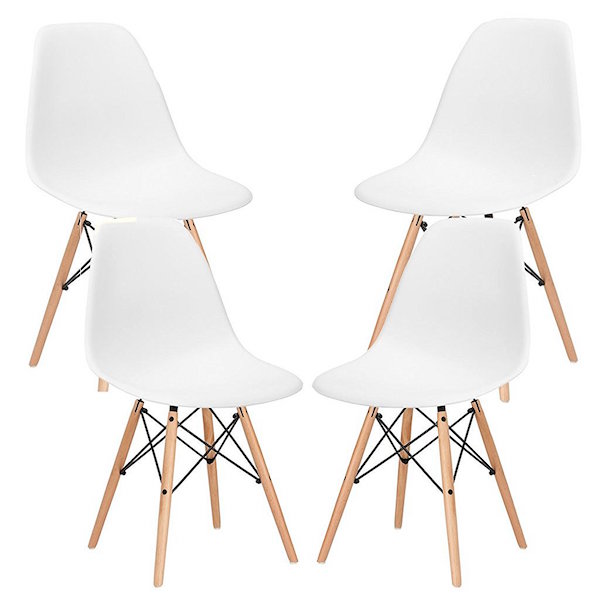 Mid Mod Wares Mid-Century Modern Eames Style Chairs