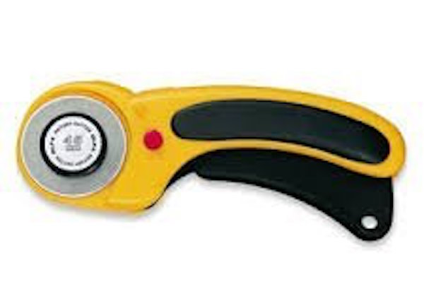 OLFA 45 mm High-quality tungsten steel Ergonomic Rotary Cutter