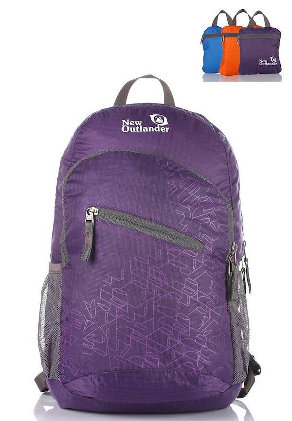 Outlander Lightweight Travel Hiking Backpack