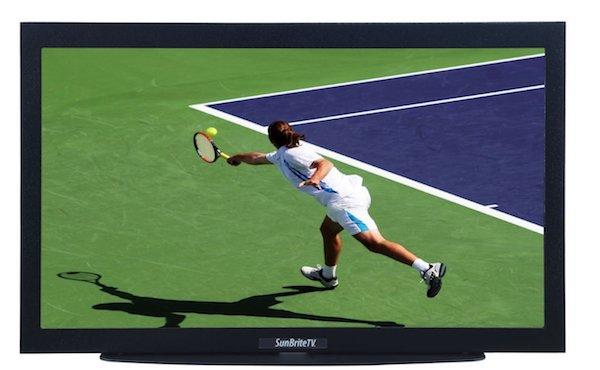 SUNBRITE Signature Series Black Outdoor 46 In. LED HDTV