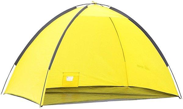 Semoo Lightweight Beach Shade Tent Sun Shelter