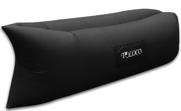 TOLOCO Outdoor Inflatable Lounger