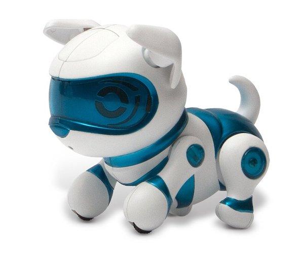 Tekno Newborns Electronic Robotic Pet Puppy