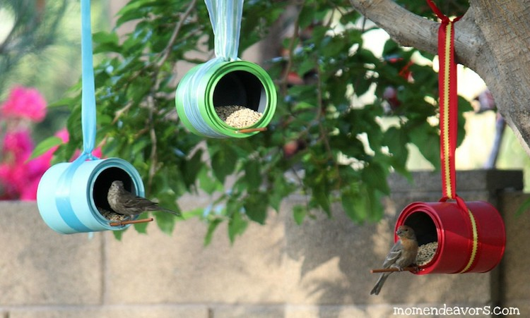 Tin Can Feeders