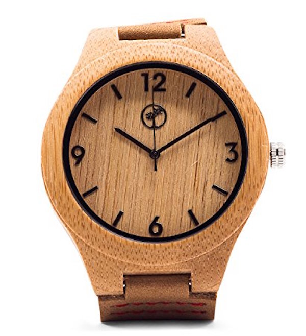 Tree People Men's Wooden Watch