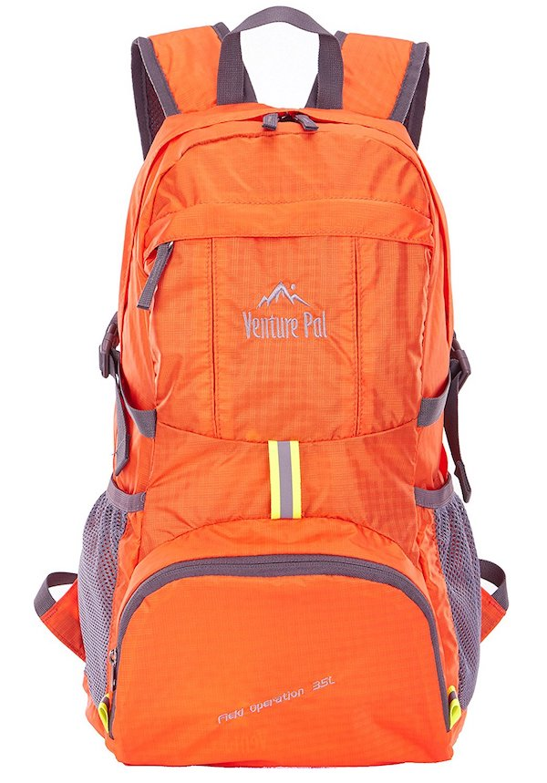 Venture Pal Lightweight Packable Durable Travel Backpack