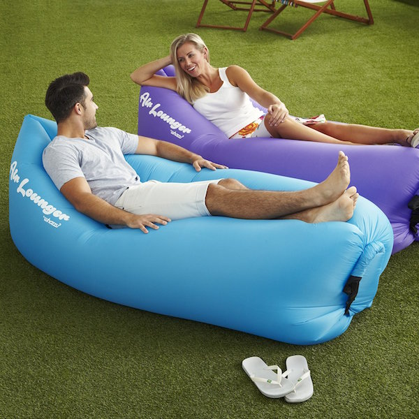 Whozzu Air Lounger with bag