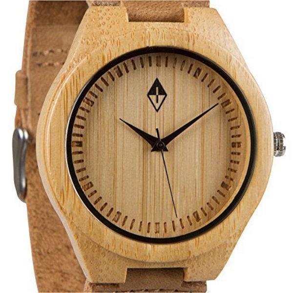 Woodgrain Bamboo Wooden Watch