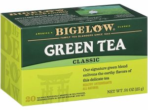 Bigelow Green Tea Caffeinated Individual Green Tea Bags