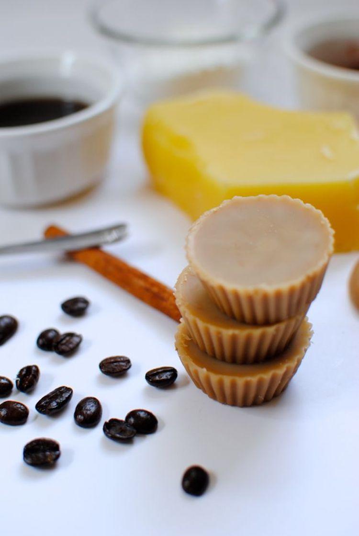 Bronzing Caffeine Body Butter Bar