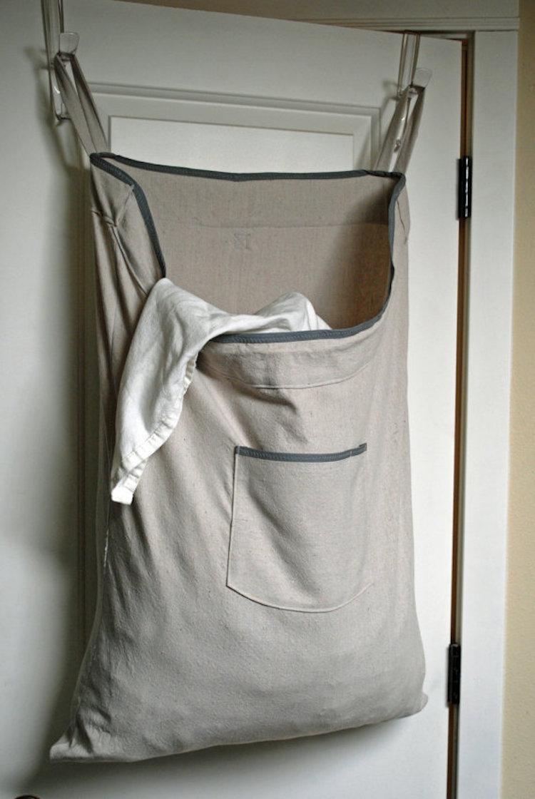 Hanging Hamper Laundry Bag