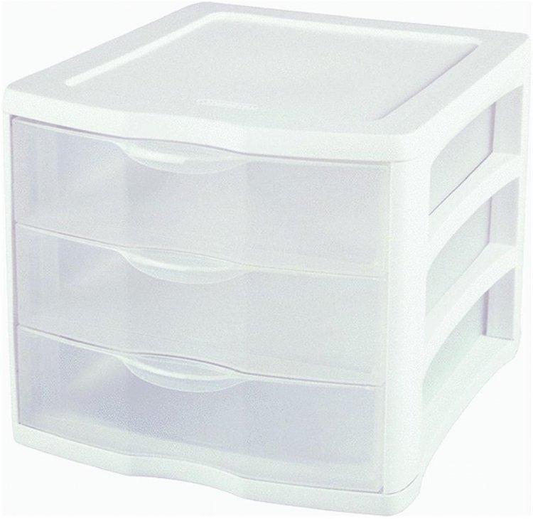 Sterilite 3 Storage Drawer