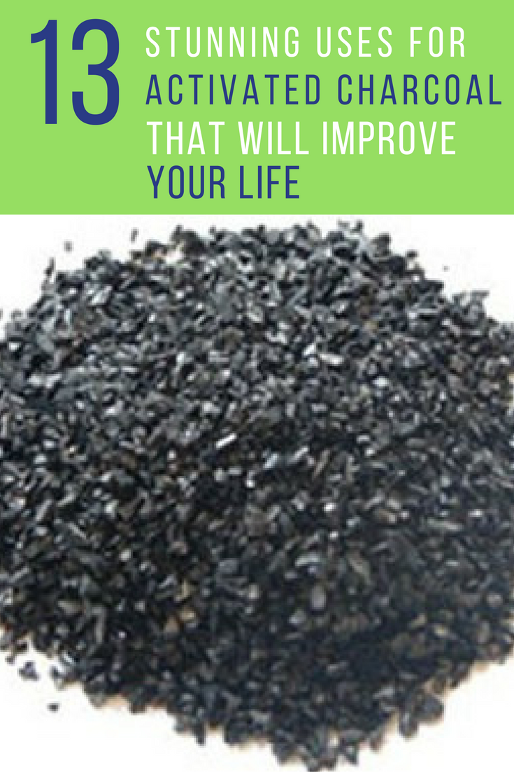 13 Remarkable Reasons to Start Using Activated Charcoal In Your Life. | Ideahacks.com