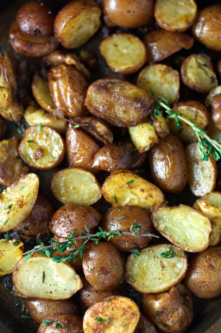 Balsamic Potatoes