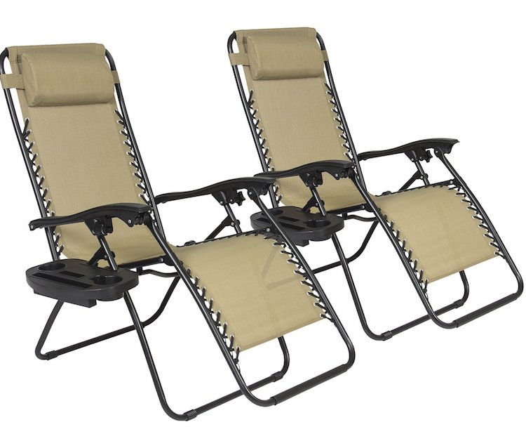 Best ChoiceProducts Zero Gravity Chairs
