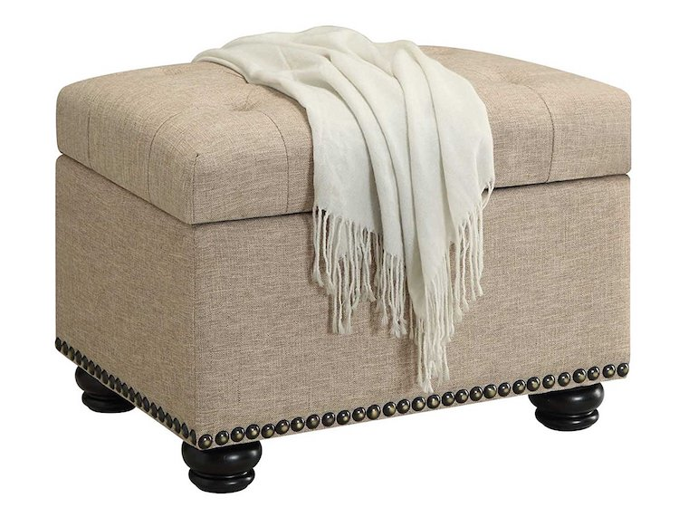 Convenience Concepts Storage ottoman