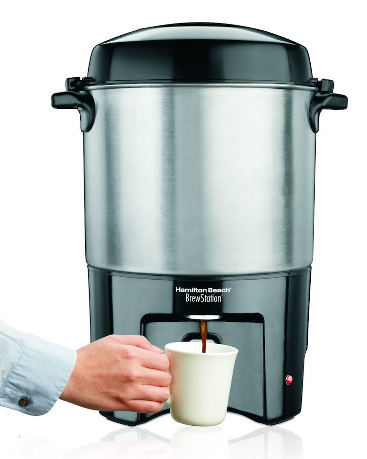 Hamilton Beach 40540 Brew Station 40-Cup Coffee Urn