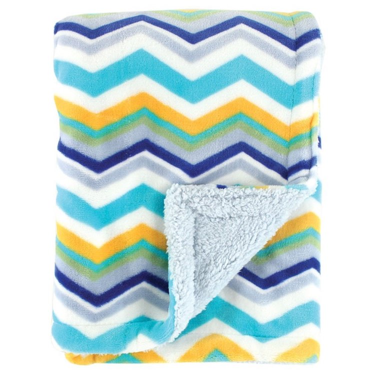 Hudson Baby Double Layer Blanket