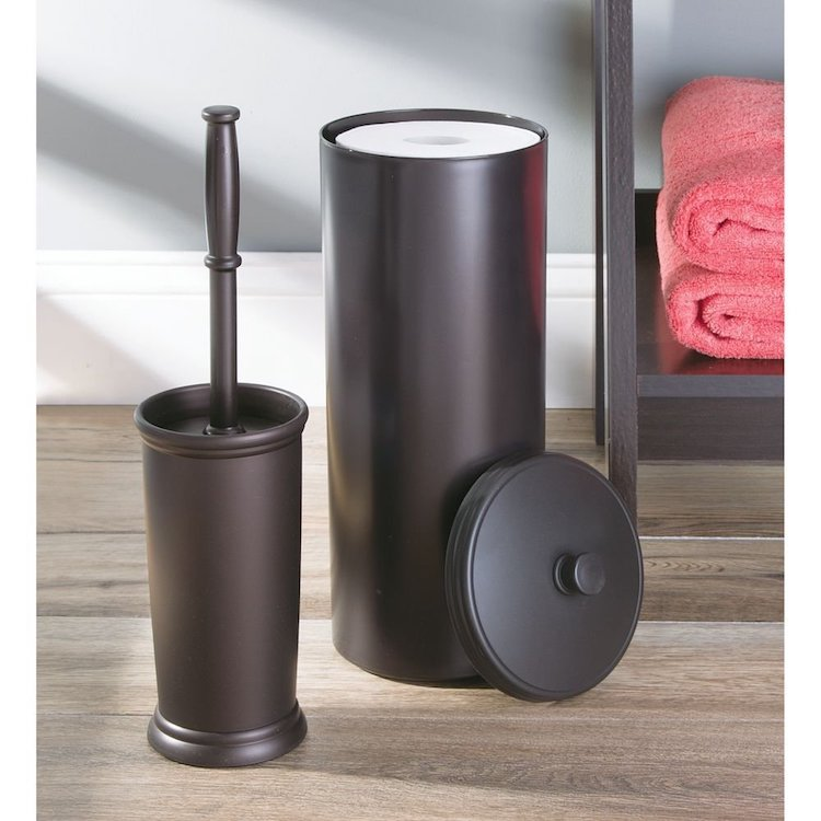 InterDesign Toilet Paper Roll Holder